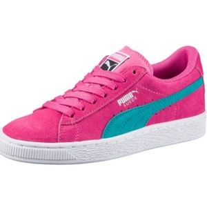 c392a6936e001e Kids Suede Platform JR Pink   363663-02   GS · NWT.  70  90. Size  Various.  Puma · kingstone71 kingstone71. 2. Puma